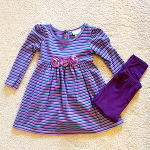 Youngland toddler fall outfit set